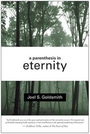 A Parenthesis in Eternity: Living the Mystical Life [Paperback]