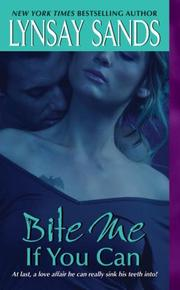 Bite Me If You C...