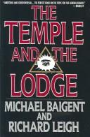 Download The temple and the lodge