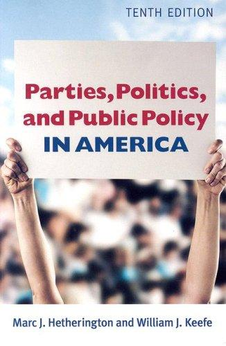 Download Parties, Politics, And Public Policy in America