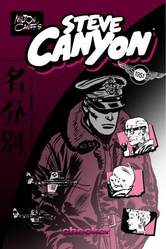 Milton Caniff's Steve Canyon