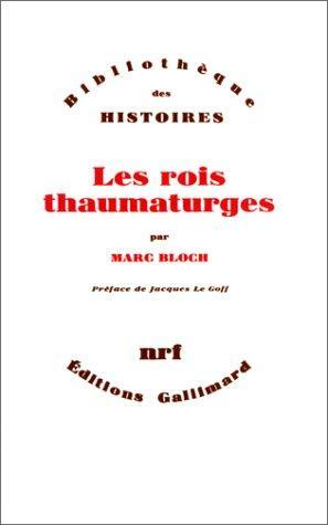 Download Les rois thaumaturges