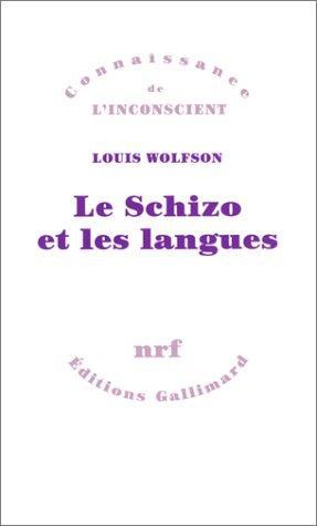 Le schizo et les langues.