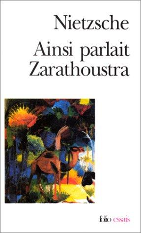 Download Ainsi parlait Zarathoustra