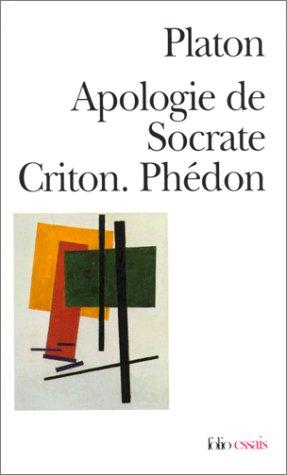 Download Apologie de Socrate – Criton – Phedon