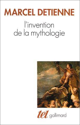 Download L'invention de la mythologie