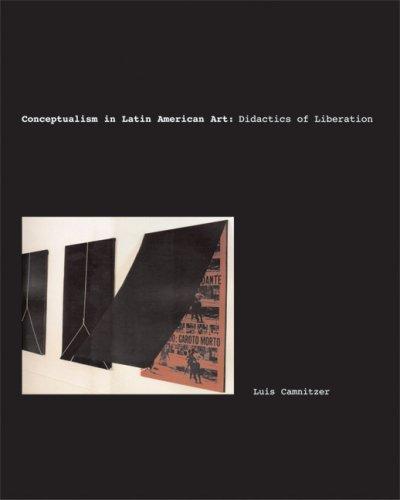 Conceptualism in Latin American Art