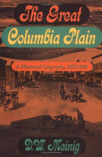 The Great Columbia Plain