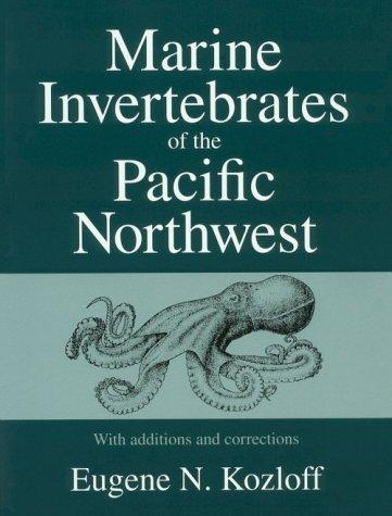 Marine invertebrates of the Pacific Northwest