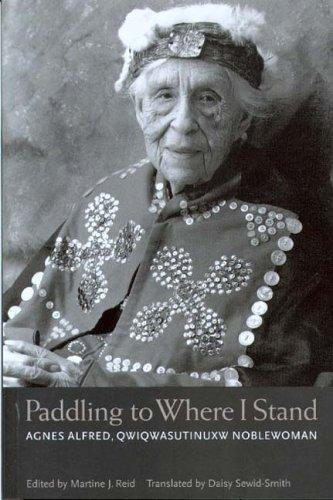 Paddling to where I stand