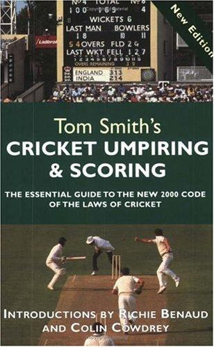 Cricket Umpiring and Scoring