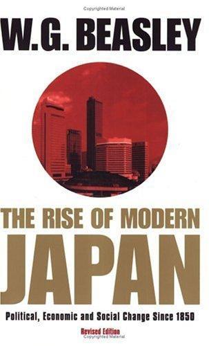 Rise of Modern Japan