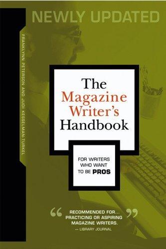 Download The magazine writer's handbook