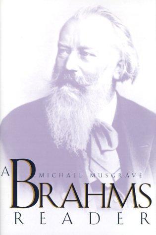 Download A Brahms Reader
