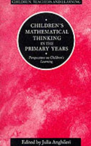 Download Children's Mathematical Thinking in the Primary Years