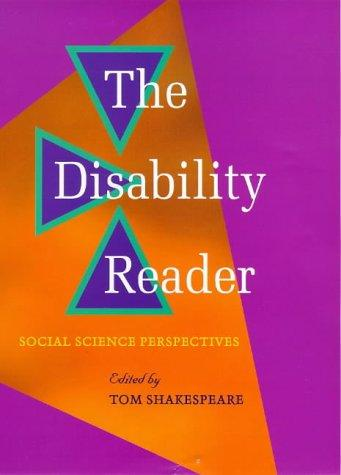 Download The Disability Reader