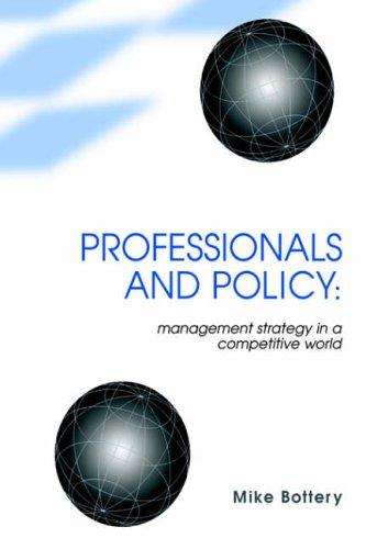 Download Professionals and Policy