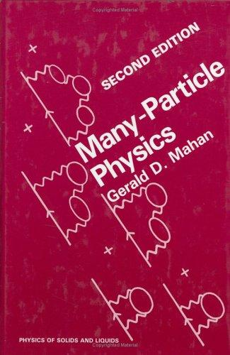 Download Many-particle physics