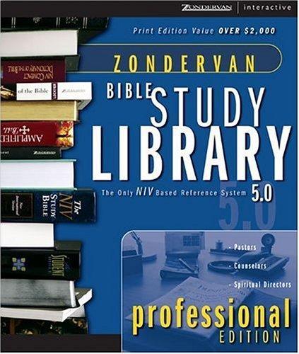 Download Zondervan Bible Study Library