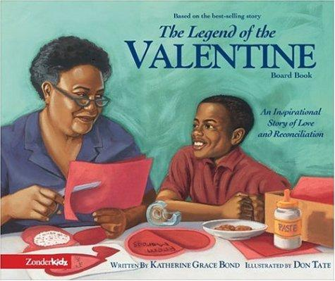 The Legend of the Valentine Board Book