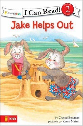 Jake Helps Out (I Can Read! Level 2 / the Jake Series)