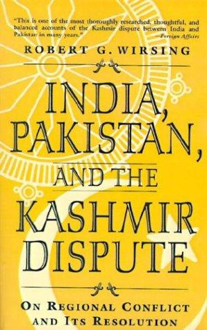 Download India, Pakistan and the Kashmir Dispute