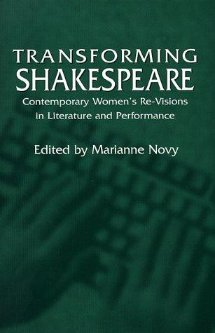 Download Transforming Shakespeare
