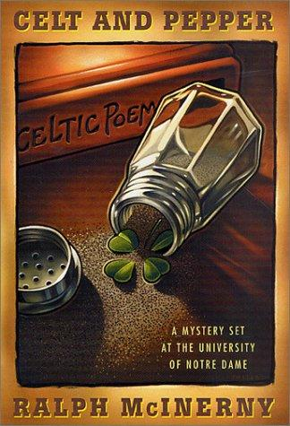Celt and pepper by Ralph M. McInerny