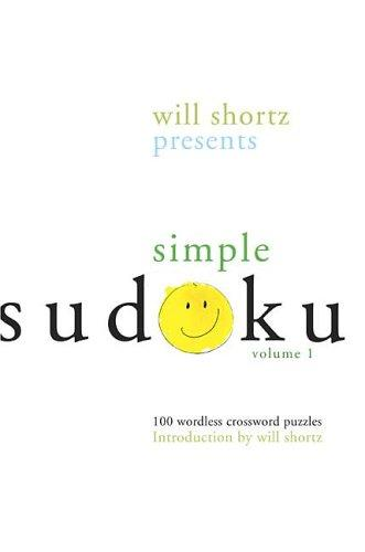 Download Will Shortz Presents Simple Sudoku Volume 1