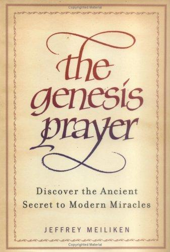 Download The Genesis Prayer