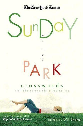 Download The New York Times Sunday in the Park Crosswords