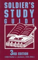 Download Soldier's study guide