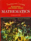 Download Teaching and learning elementary and middle school mathematics