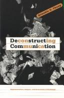 Deconstructing communication