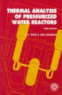 Download Thermal analysis of pressurized water reactors