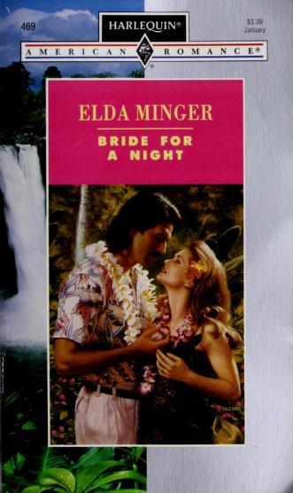 Bride For A Night by Elda Minger