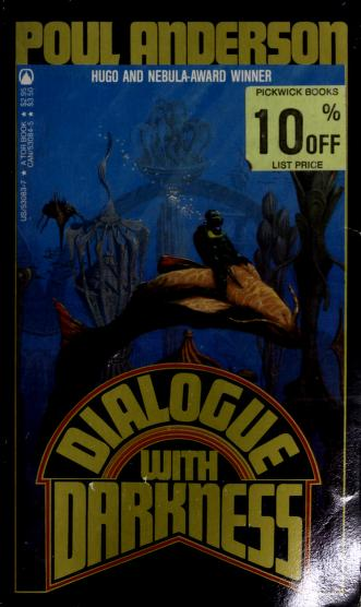 Cover of: Dialogue With Darkness | Poul Anderson
