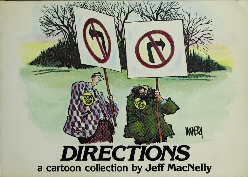 Directions by Jeff MacNelly