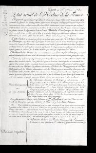 Cover of: Etat actuel de l'Herbier de la France | Bulliard, Pierre
