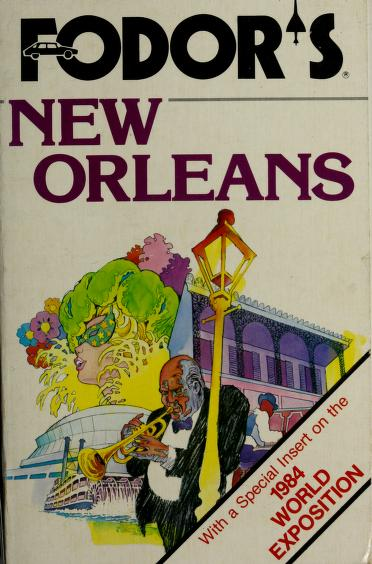 FD New Orleans by Fodor's