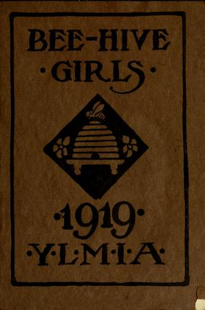Hand Book for the Bee-Hive Girls (1919)