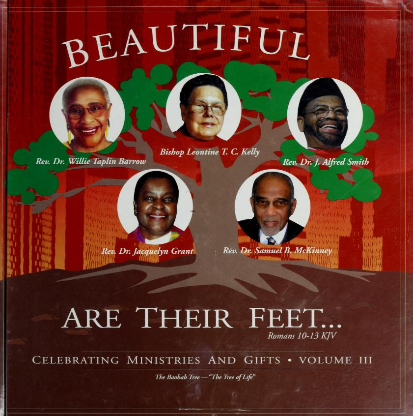 Beautiful are their feet-- by Samuel DeWitt Proctor Pastors Conference (2004)