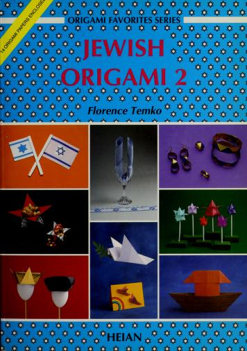 Cover of: Jewish origami 2 | Florence Temko