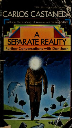 Cover of: Separate Reality | Carlos Castaneda