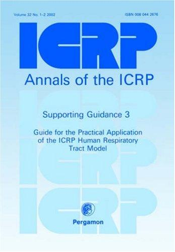 ICRP Supporting Guidance 3 by ICRP