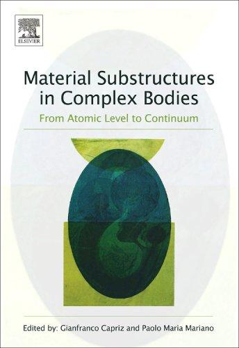 Material substructures in complex bodies by