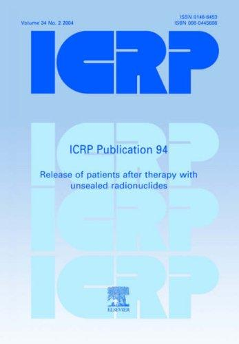 ICRP Publication 94 by ICRP
