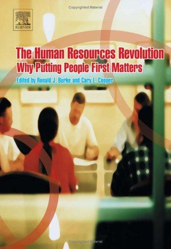 The human resources revolution by