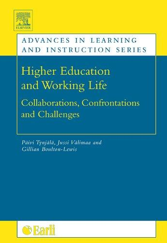 Higher education and working life by