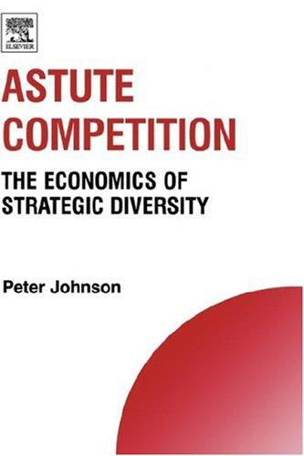 Astute Competition by Peter Johnson